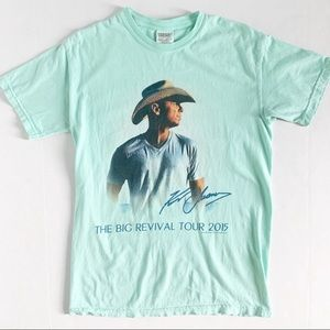 Kenny Chesney 2015 Tour Concert Tee